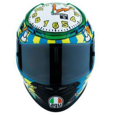 Casco  Gp Tech Valentino Wake Up Replica Agv