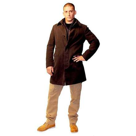 Cappotto 605 Coat FW/M  Man Brema