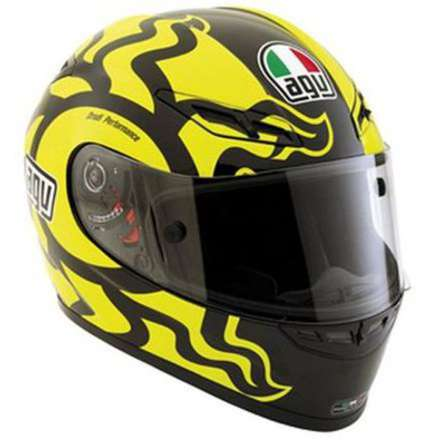 Casco Gp-tech winter test 2010 Agv