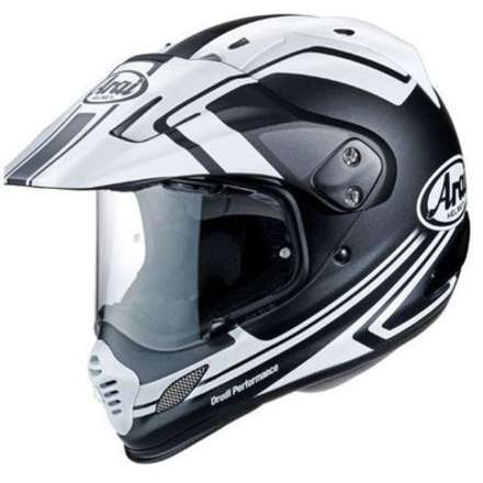 Casco Tour-X 4 Adventure white mat Arai