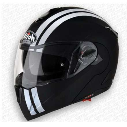 Casco C100 Flash Black Airoh