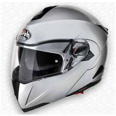Casco C100 Color Silver Metal Airoh