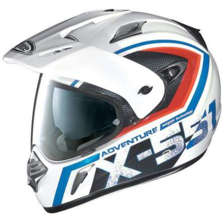 Casco X-551 Adventure N-com X-lite