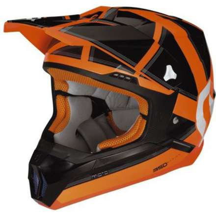 Casco 350 Grid Locke Scott
