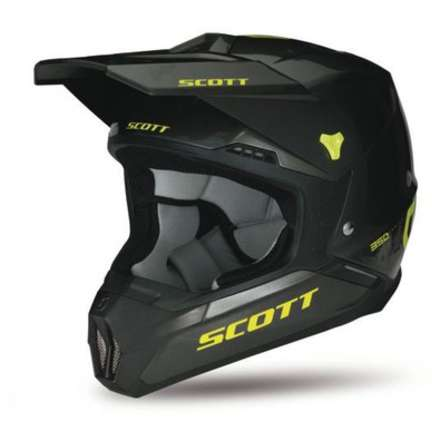 Casco 350 Mono Scott