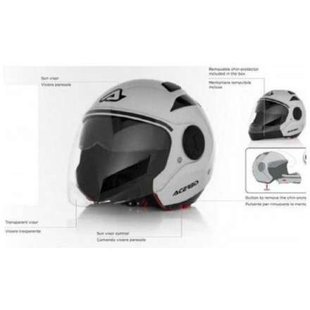 Casco Sunrise Acerbis