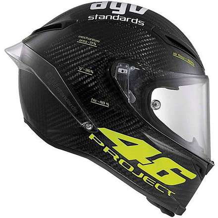 Casco Pista GP Project 46 Agv
