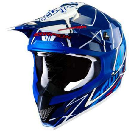 Helm VX-15 Air Sprint Scorpion