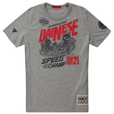 T-shirt Speed Champ Dainese