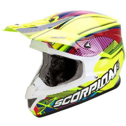 Helm VX-20 Air  Geo Scorpion