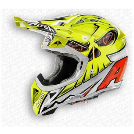Casco Aviator 2.1 Eye Airoh