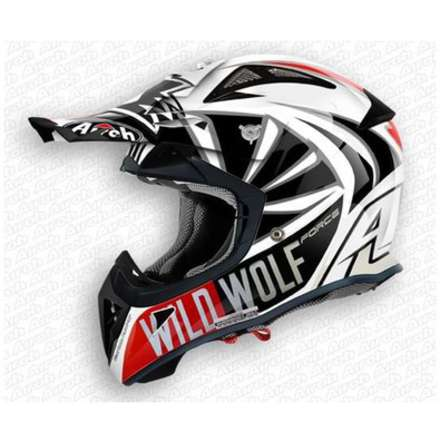Casco Aviator 2.1 Wildwolf Airoh