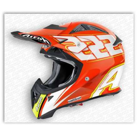 Casco Aviator Junior 222 Replica Airoh