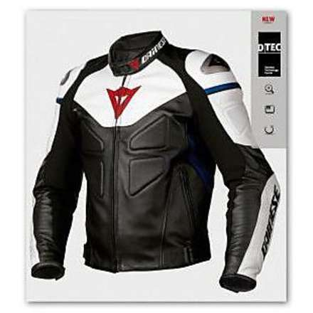 Avro C2 leather jacket Dainese