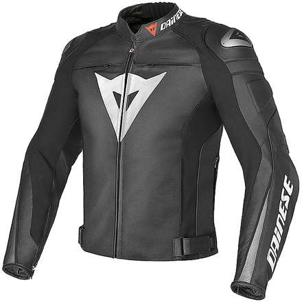 Super Speed C2 jacket black-anthracite Dainese