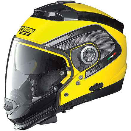 Casco  N44 Tech Cab Yellow N-com Nolan
