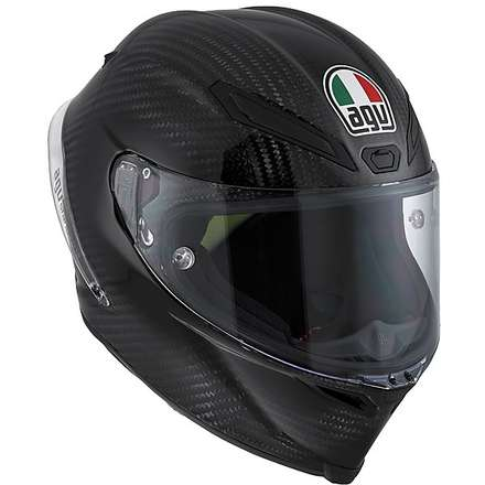 Casco Pista GP carbon Agv