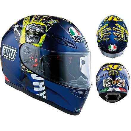 Casco Gp-tech Mugello Agv