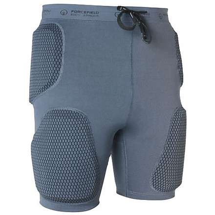 Protezione Action Shorts Pro Armour 4 strati Forcefield