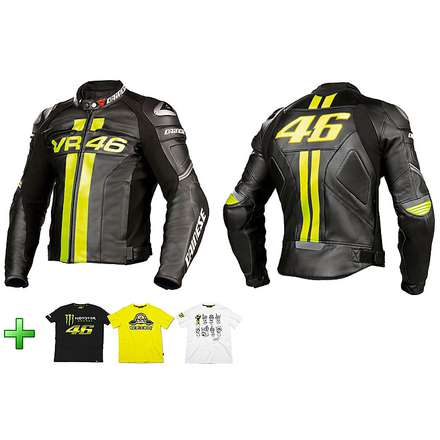 VR46 Jacket + t-shirt Dainese