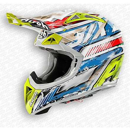Casco Aviator 2.1 Six Days Airoh