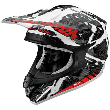 Helm VX-15 Air Petrol Scorpion