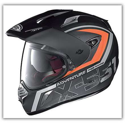 Casco X-551 GT Adventure N-com X-lite