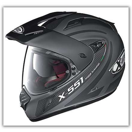 Casco X-551 GT Shift N-com X-lite