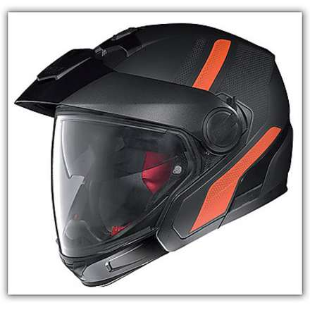 Casco  N40 Full Adventy Plus N-com Nolan