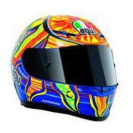 Casco Gp-tech Five Continents Agv