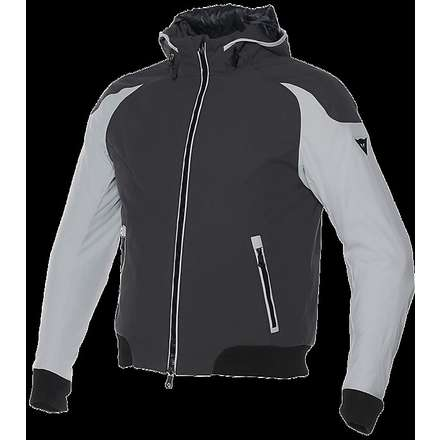 Kevin Tex Jacket antracite-high rise Dainese