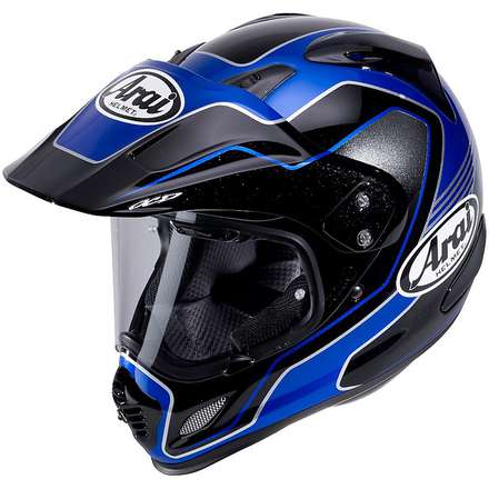Casco Tour-X 4 Desert Blue Arai