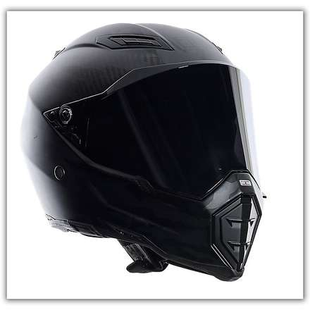 Casco Ax-8 Naked Carbon Agv
