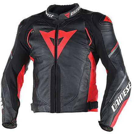 Leather jacket Super Speed D1 Dainese