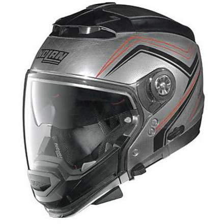 Casco  N44 Evo Como Scratched Chrome Nolan