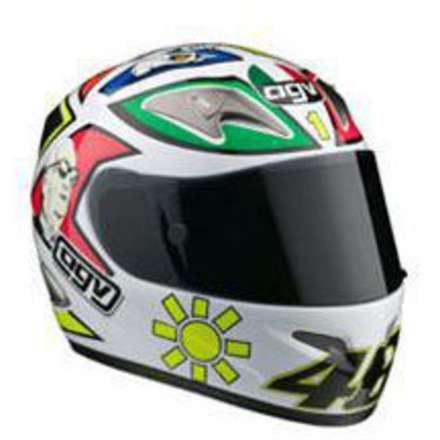 Casco Replica Ti-tech Agv