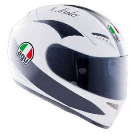 Casco Replica T-2 Angel Nieto Agv