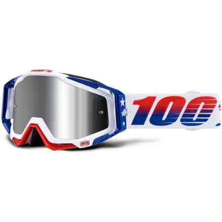 100% Racecraft Mxdn Limited edition goggles 100%
