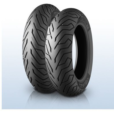 110/80-14 m/c 59s  city grip rear reinforced Michelin