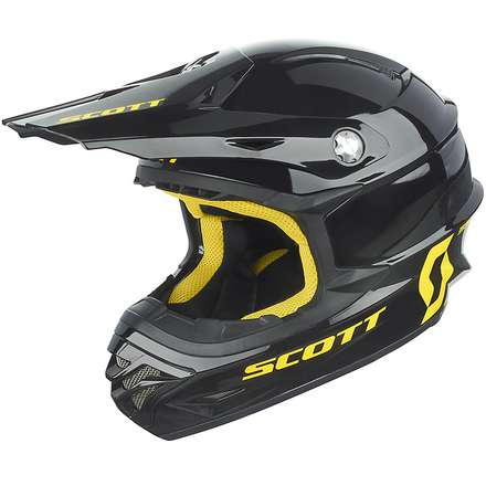 350 Pro Mono  black-yellow Scott