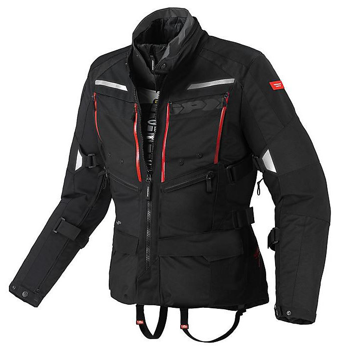 4 Season H2Out Jacket Spidi