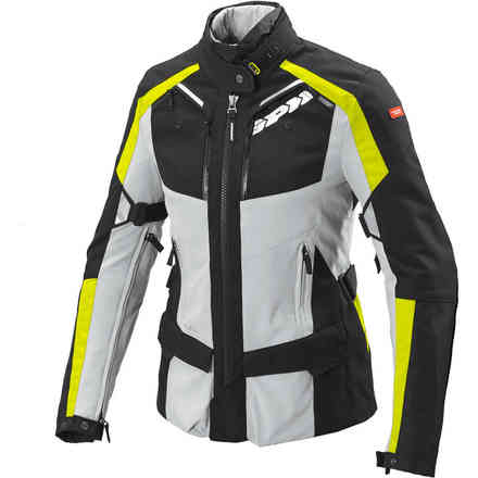 4 Season H2out yellow fluo Lady Jacket Spidi