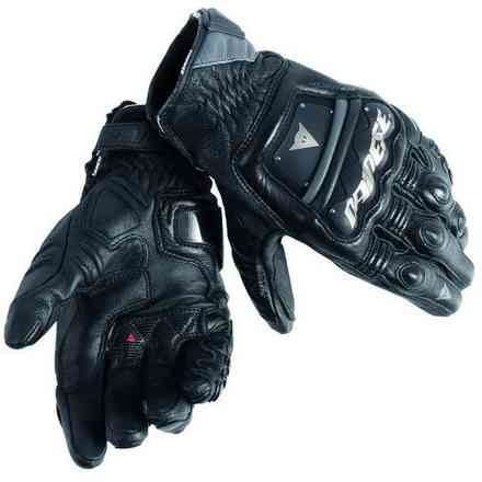 4-stroke Evo black Gloves Dainese