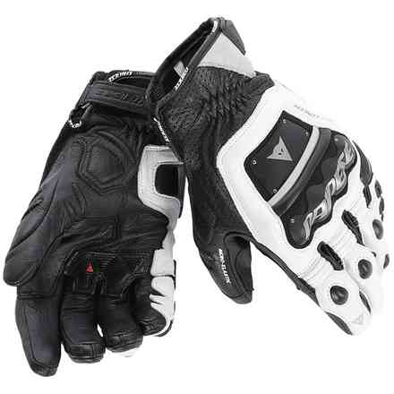 4-stroke evo Gloves white-white-black Dainese