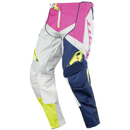 450 Podium  Pants pink-green Scott