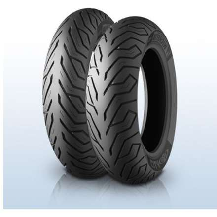 90/90-14 46p  city grip font Michelin
