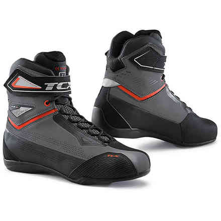 9507 Rush 2 Boots Gray / Red Tcx
