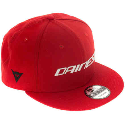 9fifty Wool Snapback Cap red Dainese