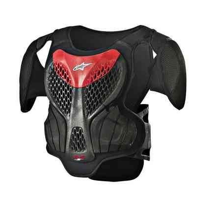 A-5 S Youth Body Armour Chest-back protection Alpinestars