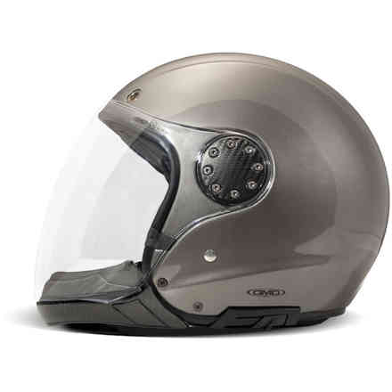 A.S.R. Matt Grey helmet DMD